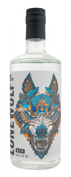 LoneWolf Gin - 0,7L 40% vol