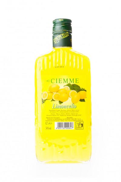 Ciemme Limoncello - 0,7L 34% vol