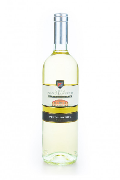 Pinot Grigio IGP Villa San Martino Italien - 0,75L 12% vol