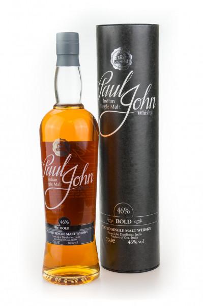 Paul John Bold Indian Single Malt Whisky - 0,7L 46% vol
