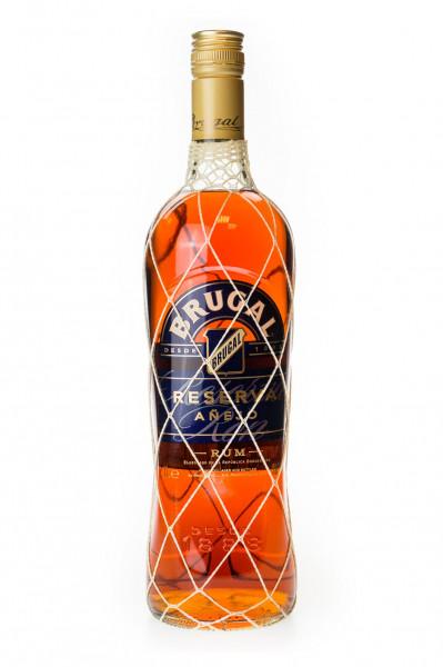 Brugal Reserva Anejo Rum - 1 Liter 38% vol