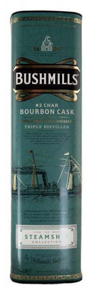 Bushmills Steamship Char Bourbon Cask Single Malt Whiskey - 1 Liter 40% vol