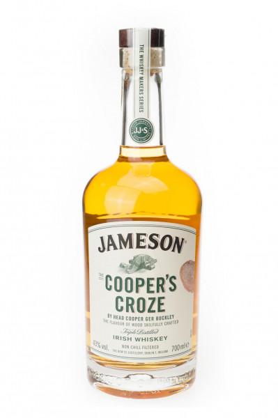 Jameson Coopers Croze Irish Whiskey - 0,7L 43% vol
