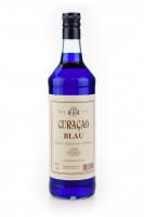 Monin Blue Curaçao Blau Likör - 1 Liter 20% vol