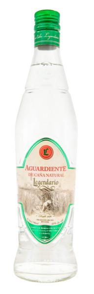 Legendario Aguardiente de Cana Natural Zuckerrohrschnaps - 0,7L 40% vol