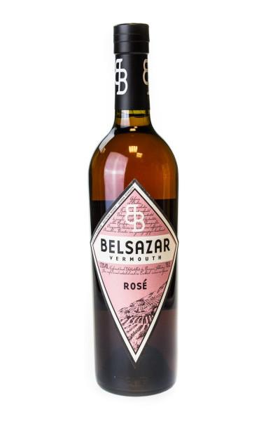 Belsazar Vermouth Rose - 0,75L 17,5% vol