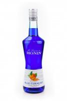 Monin Blue Curacao Liqueur - 0,7L 20% vol