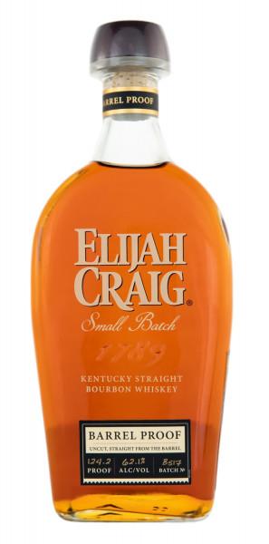 Elijah Craig Barrel Proof Bourbon Whiskey - 0,7L 62,1% vol