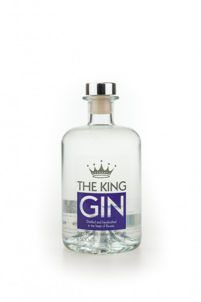 The King Gin Bavarian Handcrafted - 0,5L 45% vol