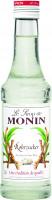 Monin Weißer Rohrzucker Sirup - 0,25L