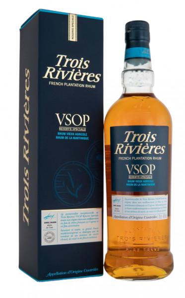 Trois Rivieres V.S.O.P. Reserve Speciale - 0,7L 40% vol