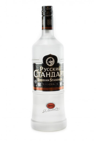 Russian Standard Vodka - 1 Liter 40% vol