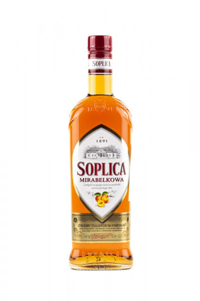 Soplica Mirabelkowa Mirabelle - 0,5L 30% vol
