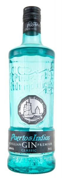 Puerto de Indias Gin Classic - 0,7L 40% vol