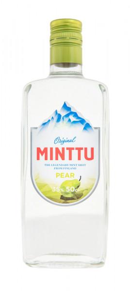 Minttu Pear - 0,5L 35% vol