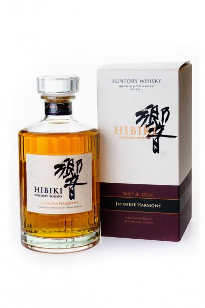 Hibiki Japanese Harmony - 0,7L 43% vol