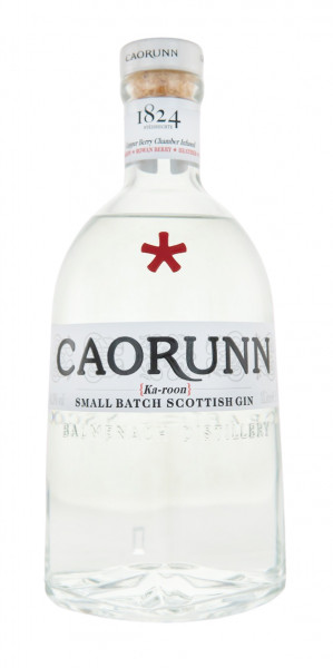 Caorunn Small Batch Scottish Gin - 1 Liter 41,8% vol