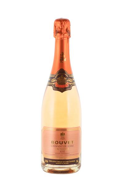 Bouvet Brut Rosé Excellence Brut Cremant - 0,75L 12,5% vol