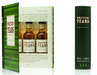 Writers Tears Whiskey Miniset in Buch Optik - 0,15L 40% vol