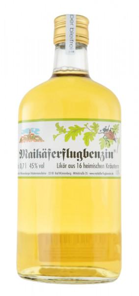 Maikäferflugbenzin Kräuterlikör - 0,7L 45% vol