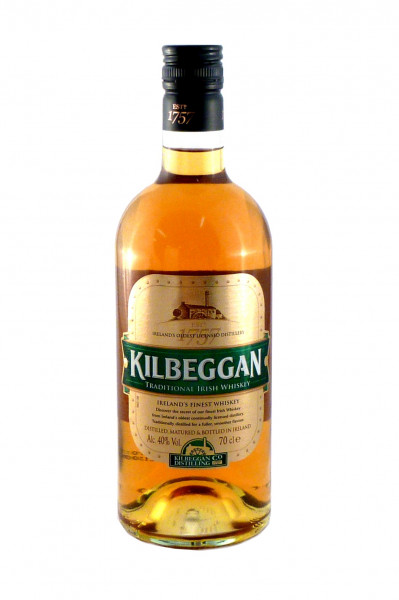 Kilbeggan, Irish Whiskey - 40% vol - (0,7L)