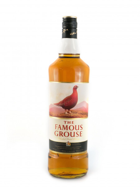 Famous Grouse Scotch Whisky - 40% vol - (1 Liter)