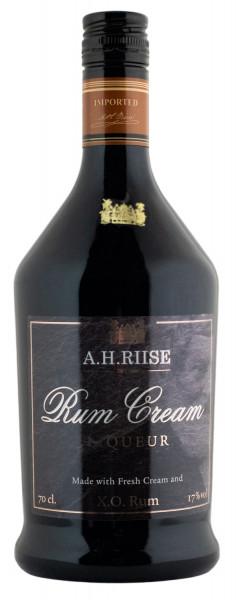 A.H. Riise Rum Cream Liqueur - 0,7L 17% vol