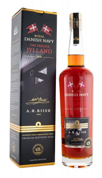 A.H. Riise Fregatten Jylland Rum - 0,7L 45% vol