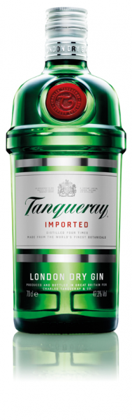 Tanqueray London Dry Gin - 0,7L 47,3% vol
