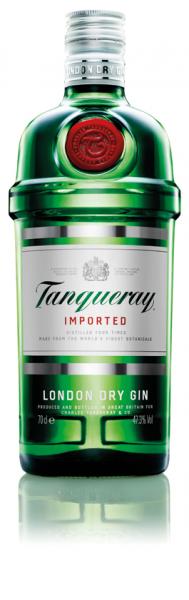 Tanqueray London Dry Gin - 0,7L 47,3% vol
