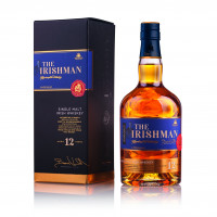 The Irishman 12 Jahre Single Malt Irish Whiskey - 0,7L 43% vol