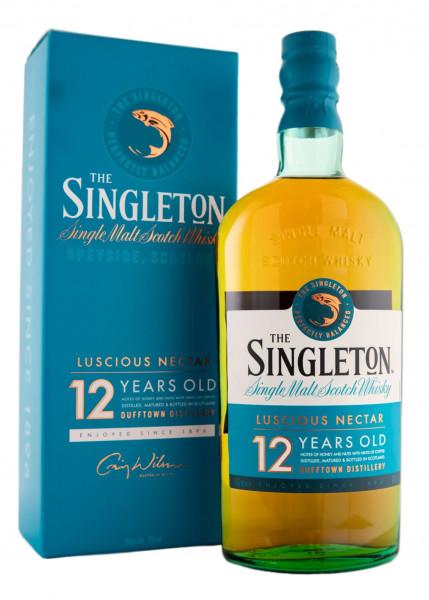 The Singleton of Dufftown 12 Jahre Lucious Nectar Single Malt - 0,7L 40% vol