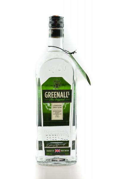 Greenalls London Dry Gin - 1 Liter 40% vol
