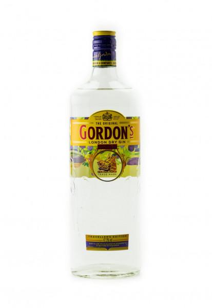 Gordons London Dry Gin - 1 Liter 47,3% vol