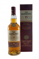 The Glenlivet 15 Years, French Oak Reserve Scotch Single Malt Whisky - 40% vol - (0,7L)