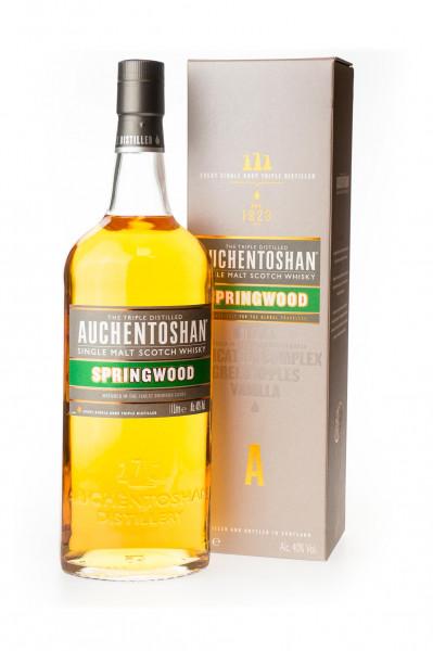 Auchentoshan Springwood Single Malt Scotch Whisky - 1 Liter 40% vol
