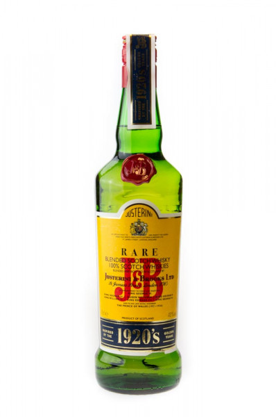 J & B Rare Blended Scotch Whisky - 0,7L 40% vol