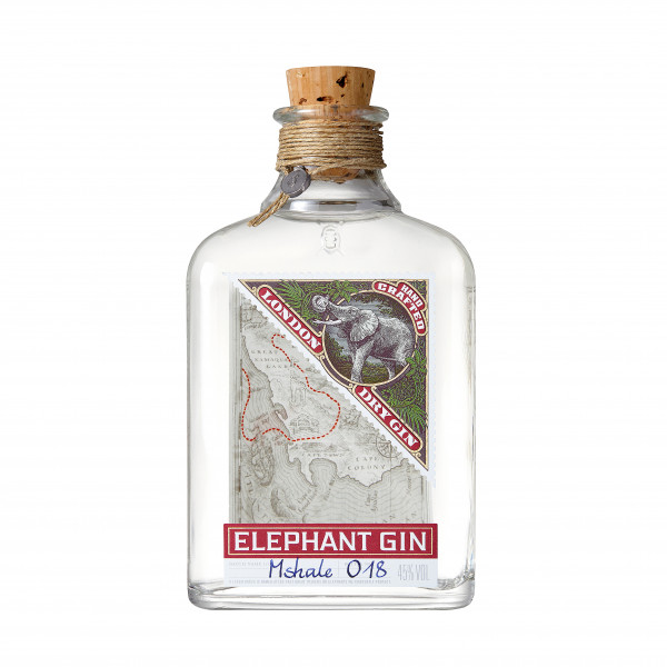 Elephant London Dry Gin - 0,5L 45% vol
