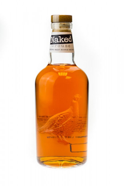 Naked Grouse Blended Malt Scotch Whisky - 0,7L 40% vol