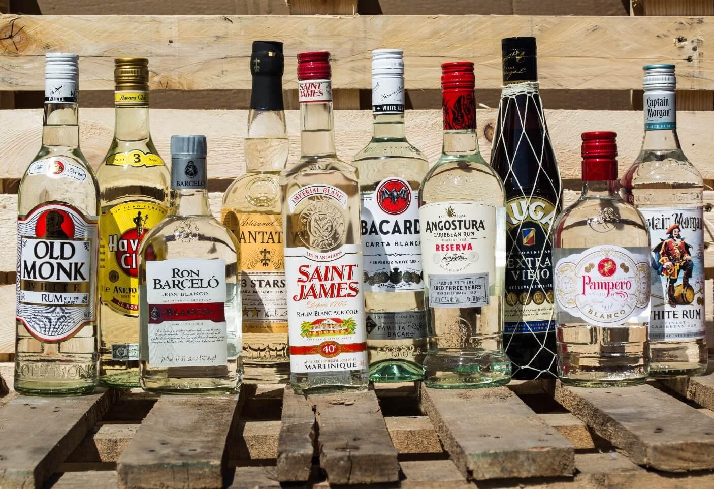 Genial Longdrinks Klassiker Galerie Von Weißer Rum Ist Der Für Und Cocktails.