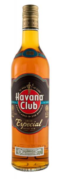 Havana Club Anejo Especial Rum - 0,7L 40% vol