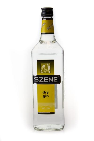 Szene Dry Gin - 1 Liter 37,5% vol