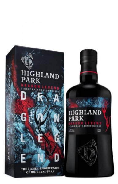 Highland Park Dragon Legend Single Malt Scotch Whisky - 0,7L 43,1% vol