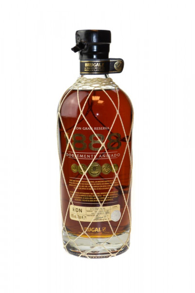 Brugal 1888 Ron Gran Reserva Familiar Rum - 0,7L 40% vol