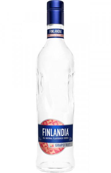 Finlandia Grapefruit Flavoured Vodka - 1 Liter 37,5% vol