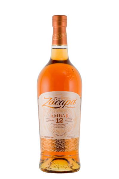 Ron Zacapa Ambar 12 Jahre Solera Rum - 1 Liter 40% vol