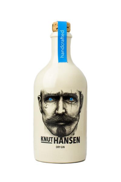 Knut Hansen Dry Gin - 0,5L 42% vol