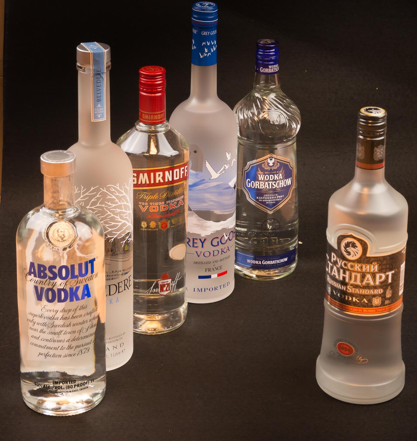 top 5 der beliebtesten vodkas in deutschland. Black Bedroom Furniture Sets. Home Design Ideas