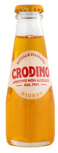 Crodino Aperitiv ohne Alkohol - 0,098L