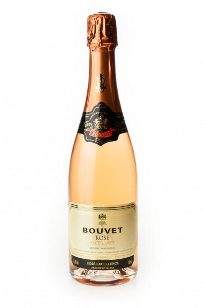 Bouvet Brut Rosé Excellence Cremant - 0,75L 12,5% vol